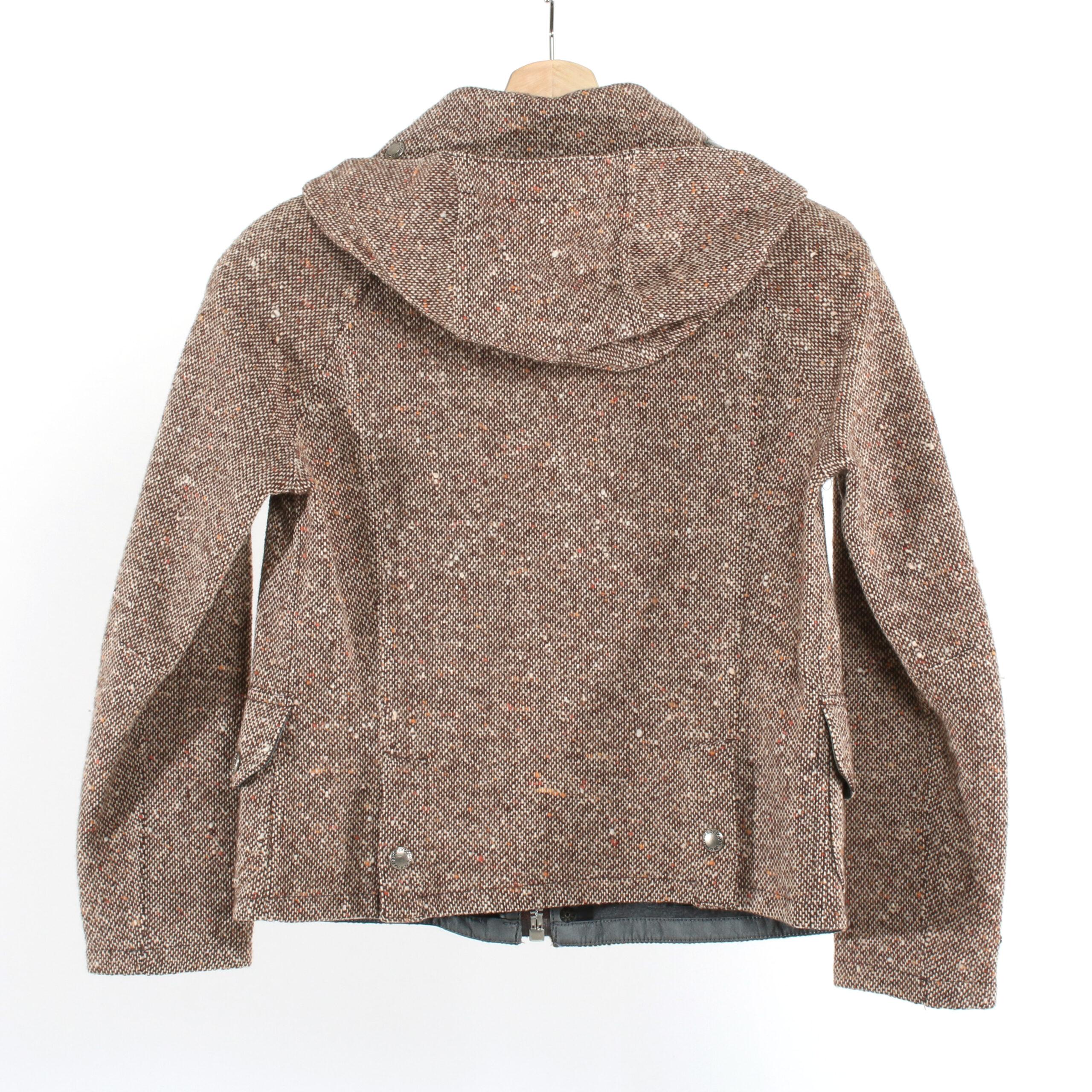 Junya Watanabe '01 JP015 Wool & Tapered Cargo Jacket