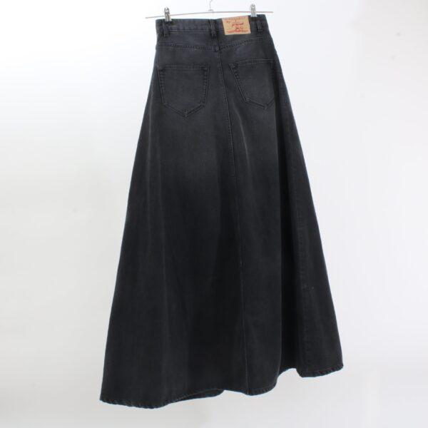 Y/Project S/S '19 Skirt-Pants Denim Hybrid