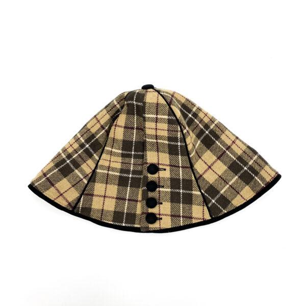 Vivienne Westwood Four-Panelled Plaid Bucket Hat