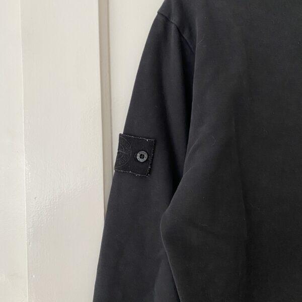 Stone Island A/W'17 Black Ghost Zipped Sweater