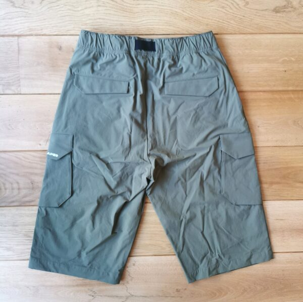 Bape Olive Green Utility Green Shorts
