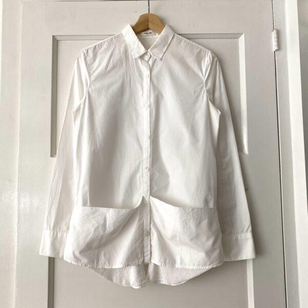 Helmut Lang Sinking Pockets Shirt