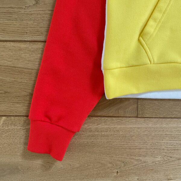 Walter van Beirendonck S/S'19 W-Peace Multicolor Hoodie