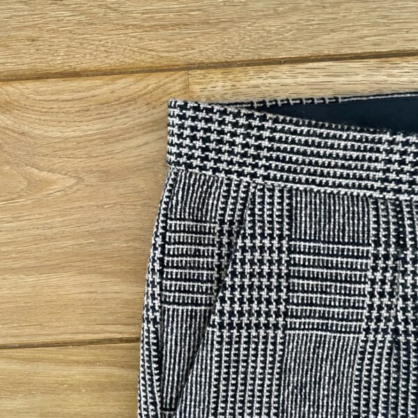 Undercover F/W'16 Houndstooth Plaid Pair of Pants